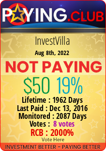 paying.club - hyip invest villa