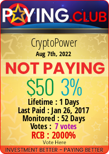 paying.club - hyip crypto power